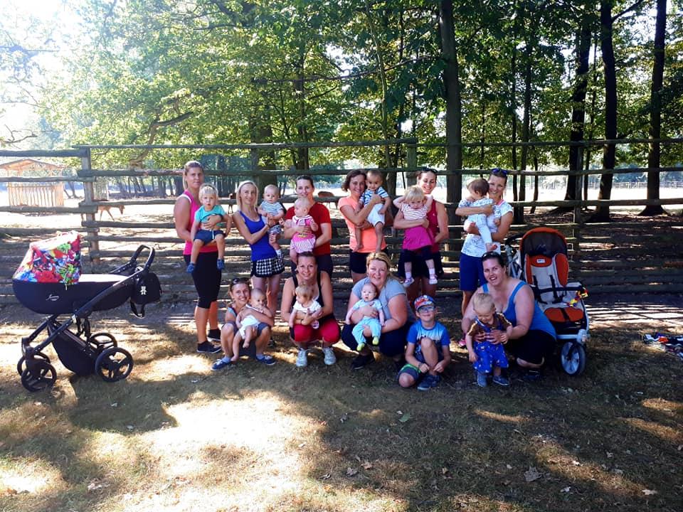 Cvičení s dětmi, Kostelec nad Orlicí